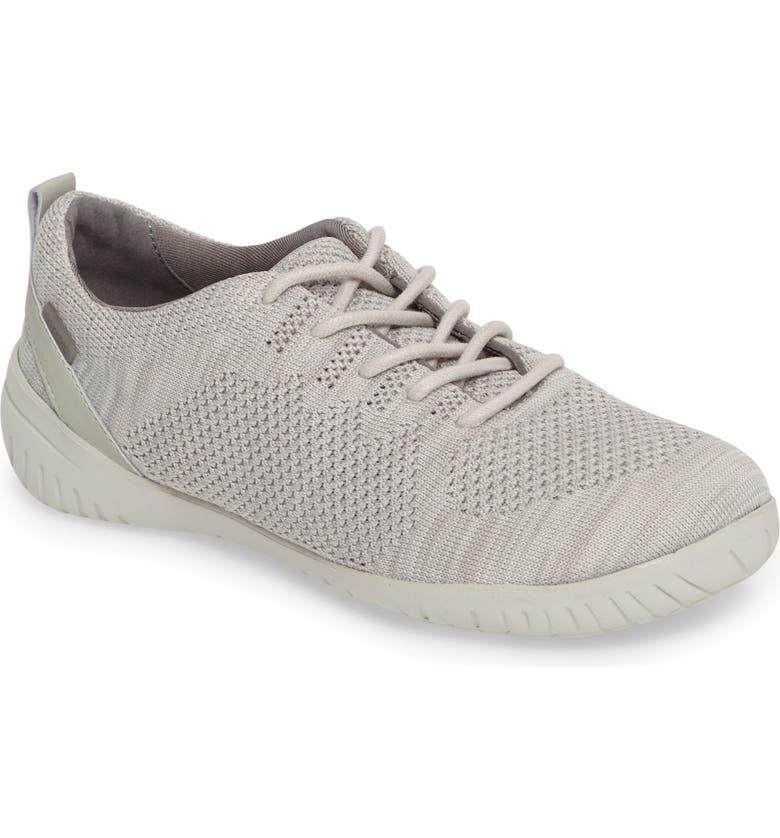 ROCKPORT Raelyn Knit Sneaker, Main, color, 020