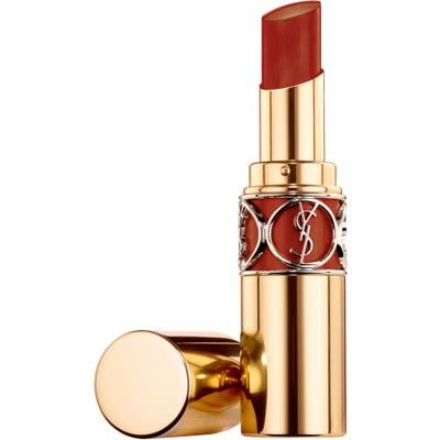 Yves Saint Laurent Rouge Volupte Shine Oil-In-Stick Lipstick - 80 Chili Tunique