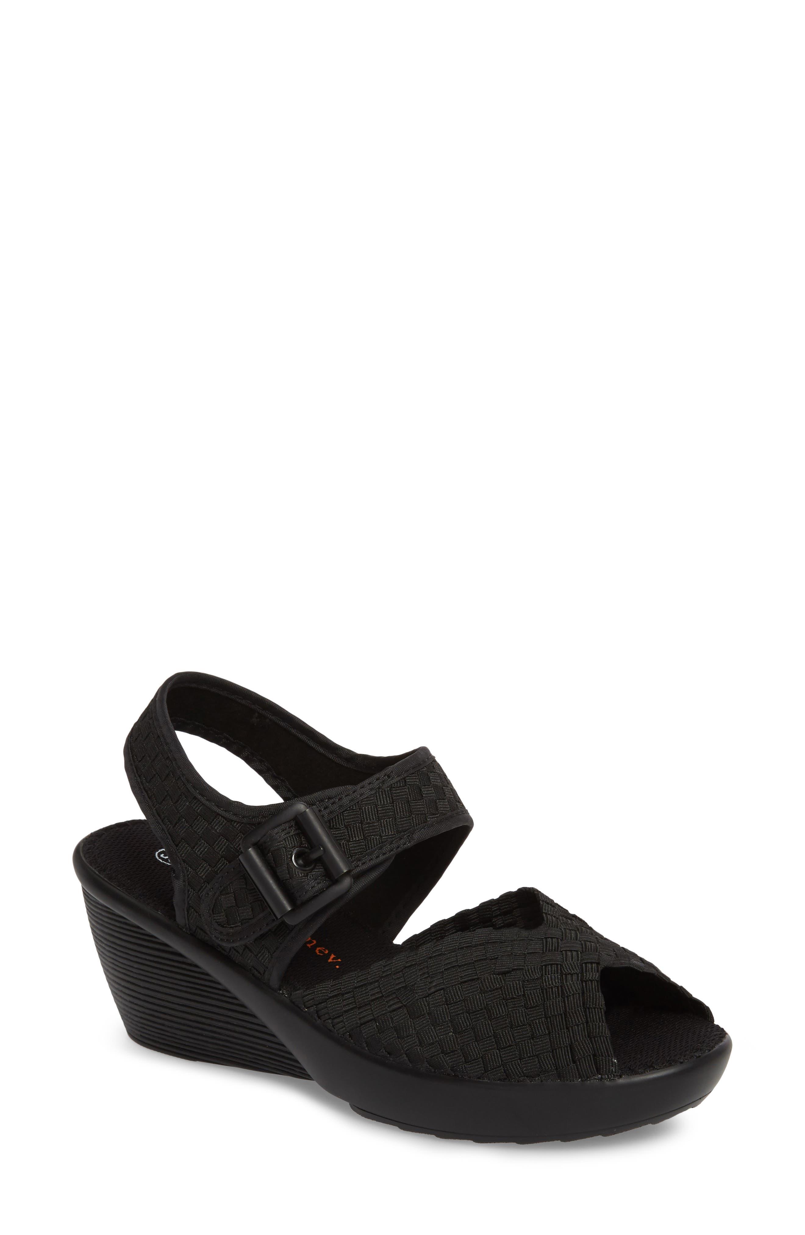. Wedge Sandal