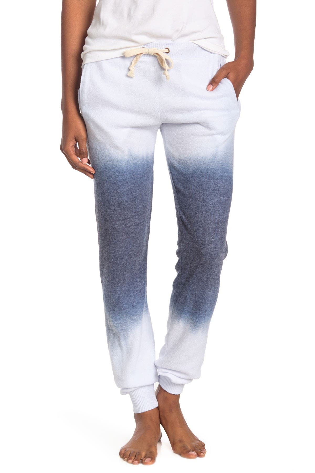 Theo and Spence Tie Dye Drawstring Joggers
