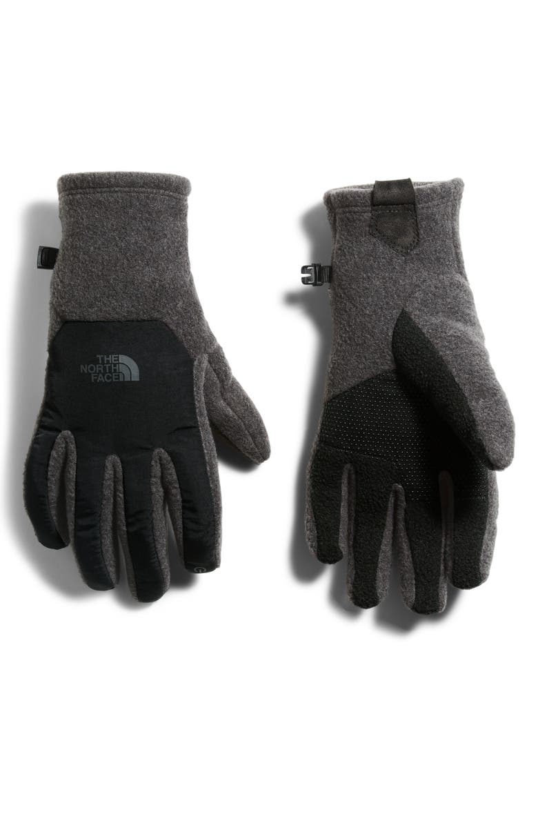 THE NORTH FACE Denali Etip Gloves, Main, color, 021