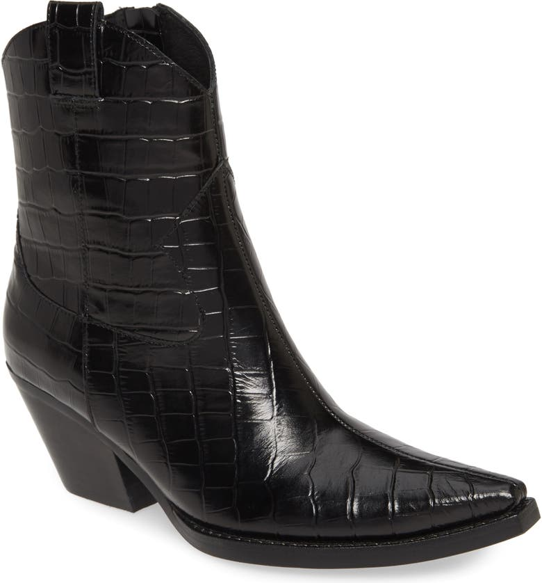 JEFFREY CAMPBELL Defence 2 Western Boot, Main, color, 019