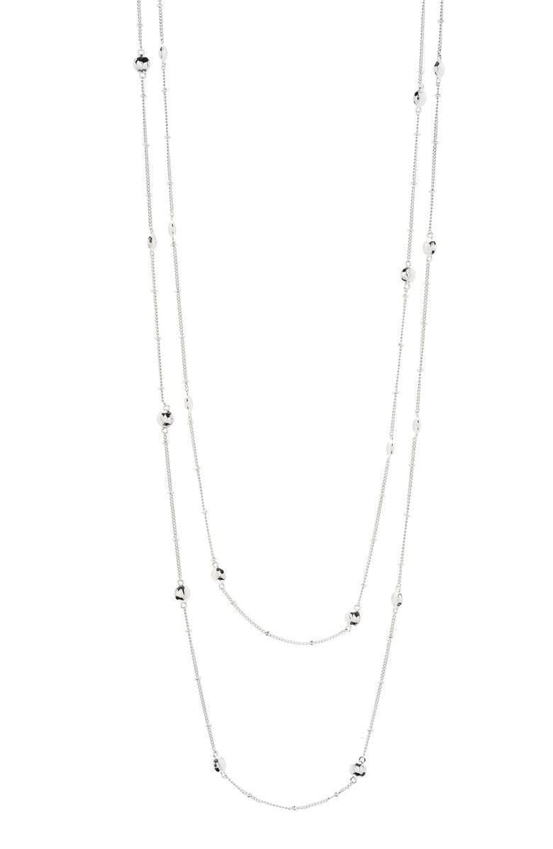 GORJANA 'Marlow' Wrap Necklace, Main, color, 049