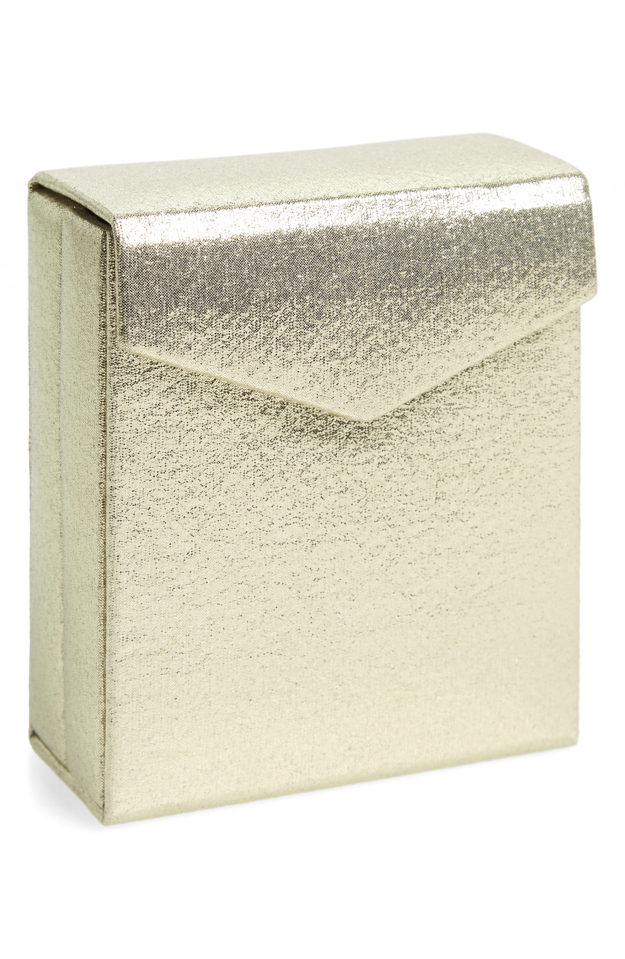 Nordstrom Fold-Up Jewelry Travel Box -