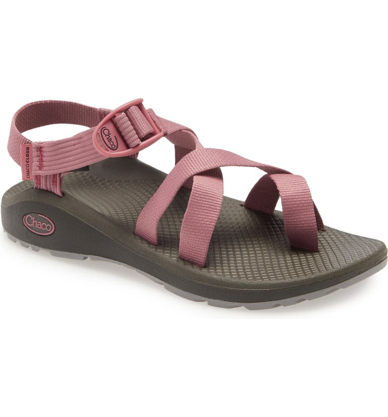 CHACO Z/Cloud 2 Sport Sandal, Main, color, SOLID ROSE FABRIC