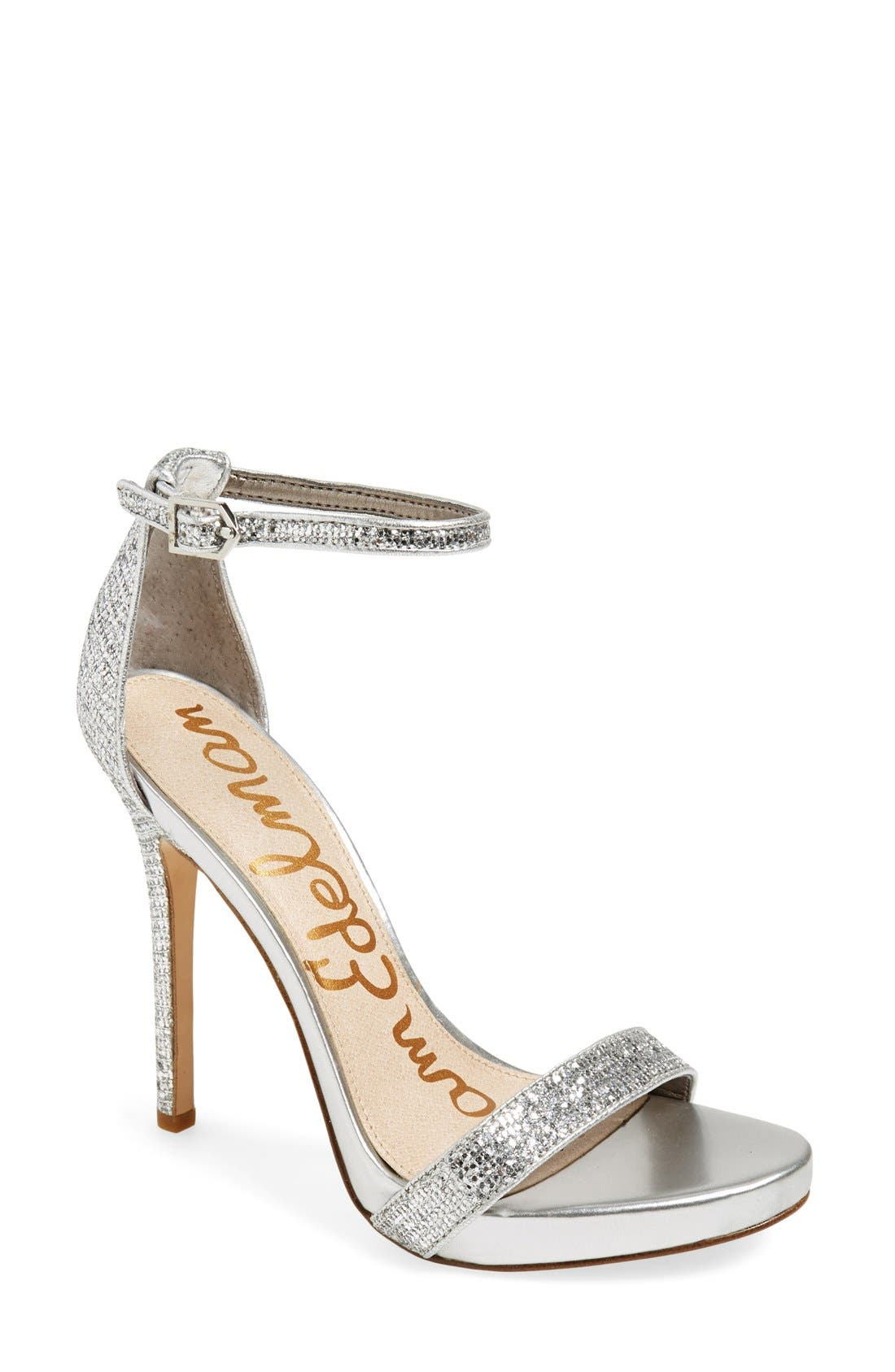 ,                             'Eleanor' Ankle Strap Sandal,                             Main thumbnail 67, color,                             041