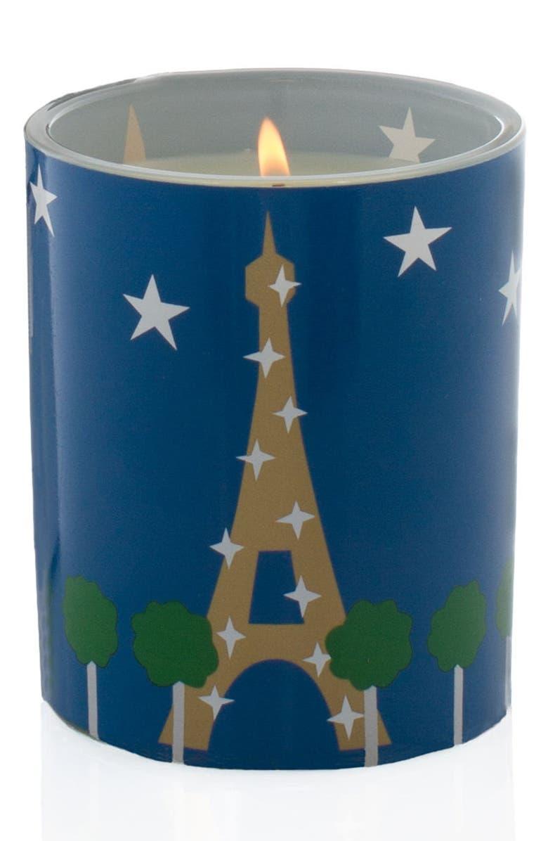 R. NICHOLS 'Paris' Scented Candle, Main, color, 000