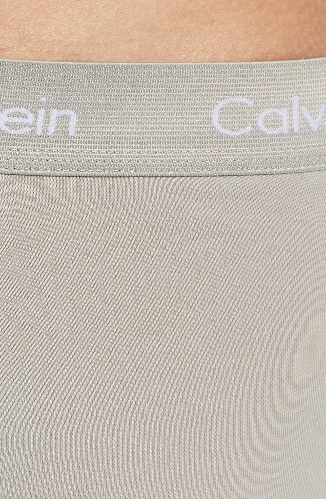 ,                             3-Pack Stretch Cotton Low Rise Trunks,                             Alternate thumbnail 12, color,                             020