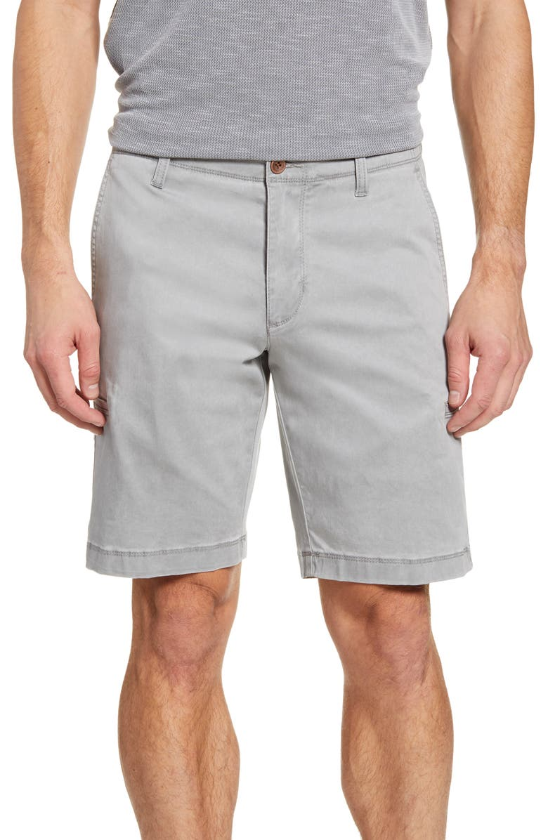 TOMMY BAHAMA Bora Cay Cargo Shorts, Main, color, BALA SHARK