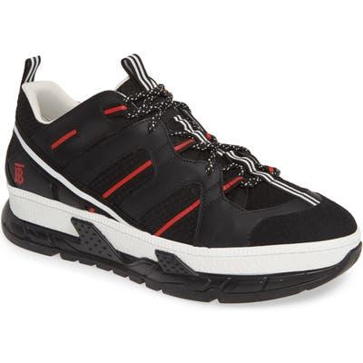 Burberry Union Sneaker, Black