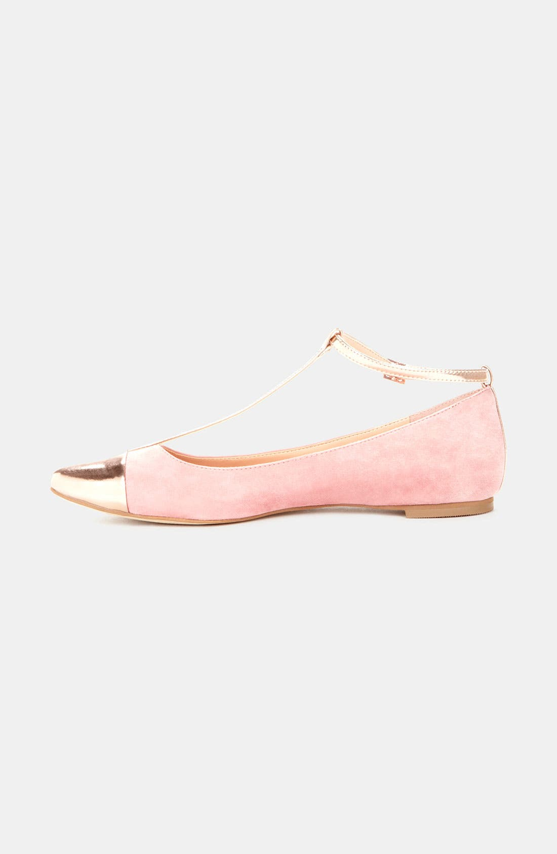 ,                             Julianne Hough for Sole Society 'Addy' Flat,                             Alternate thumbnail 40, color,                             680