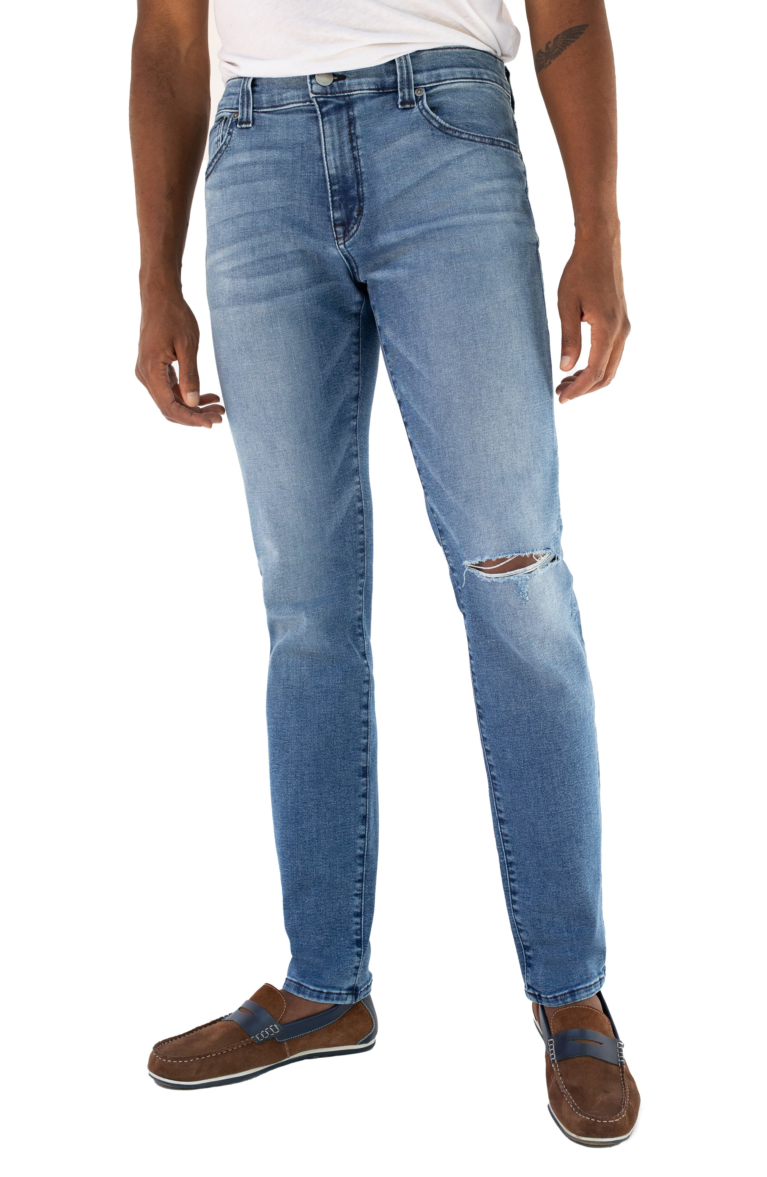 Indie Skinny Fit Jeans