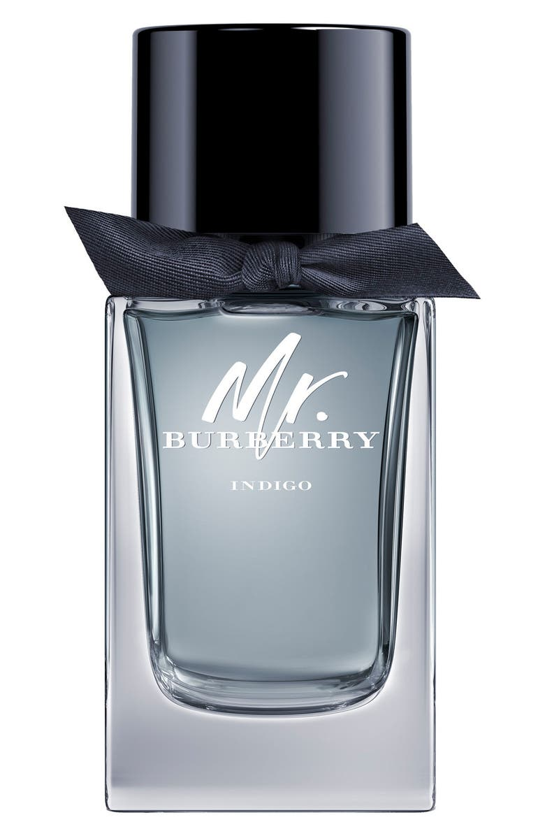BURBERRY Mr. Burberry Indigo Eau de Toilette, Main, color, NO COLOR