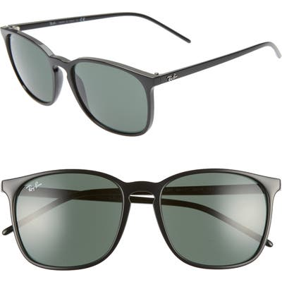 Ray-Ban Phantos 5m Sunglasses - Black
