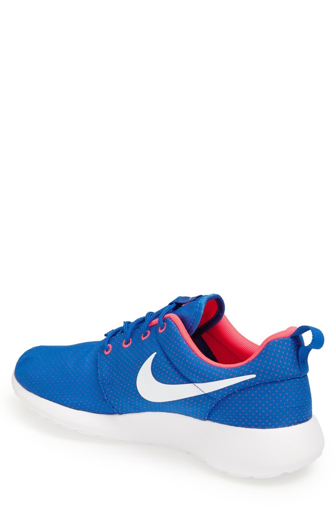 ,                             'Roshe Run' Sneaker,                             Alternate thumbnail 100, color,                             402