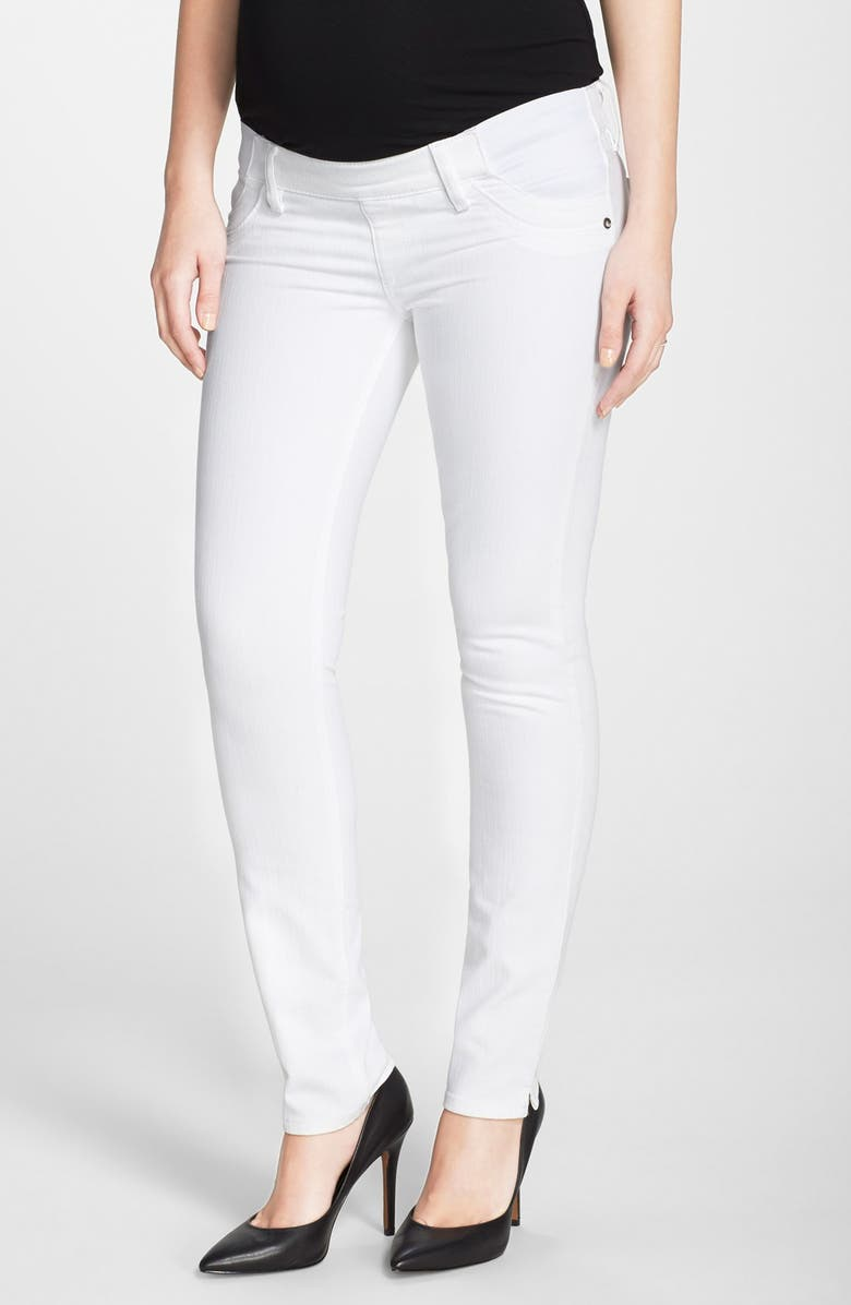 bc25de6b4ad74 DL1961 'Angel' Ankle Cigarette Maternity Jeans (Lily) | Nordstrom