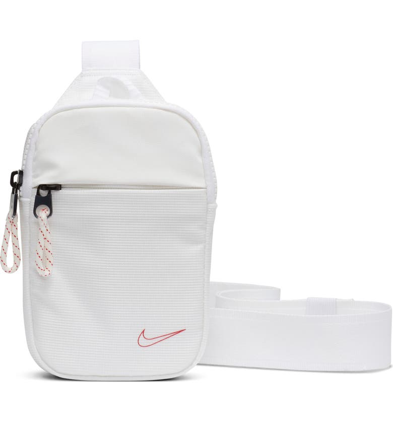 NIKE BBall Essentials Crossbody Bag, Main, color, 100