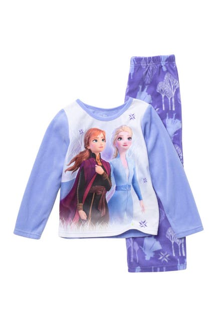 Image of AME Frozen Long Sleeve Pajama Set
