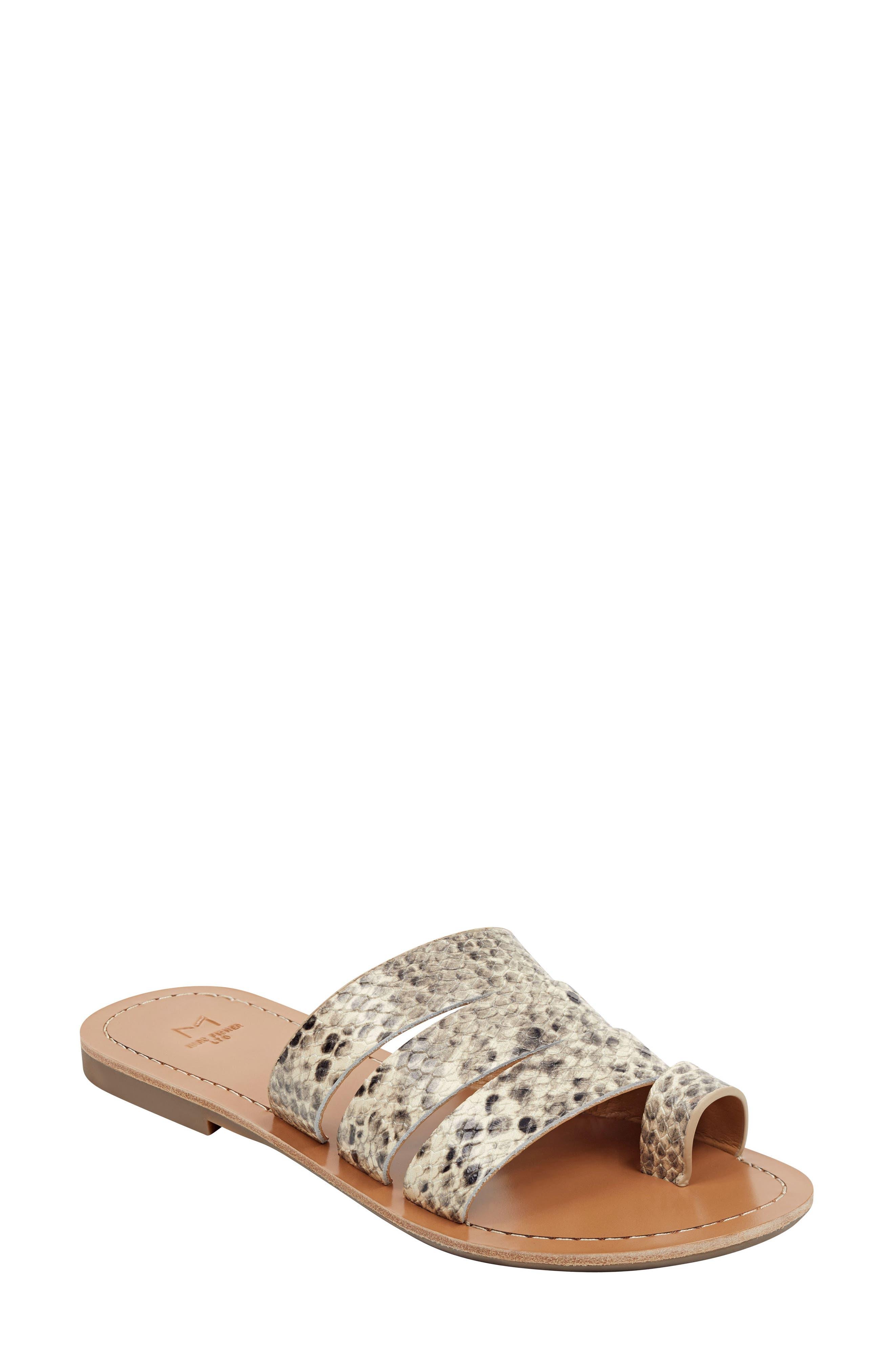 Marc Fisher LTD Rilee Slide Sandal (Women)