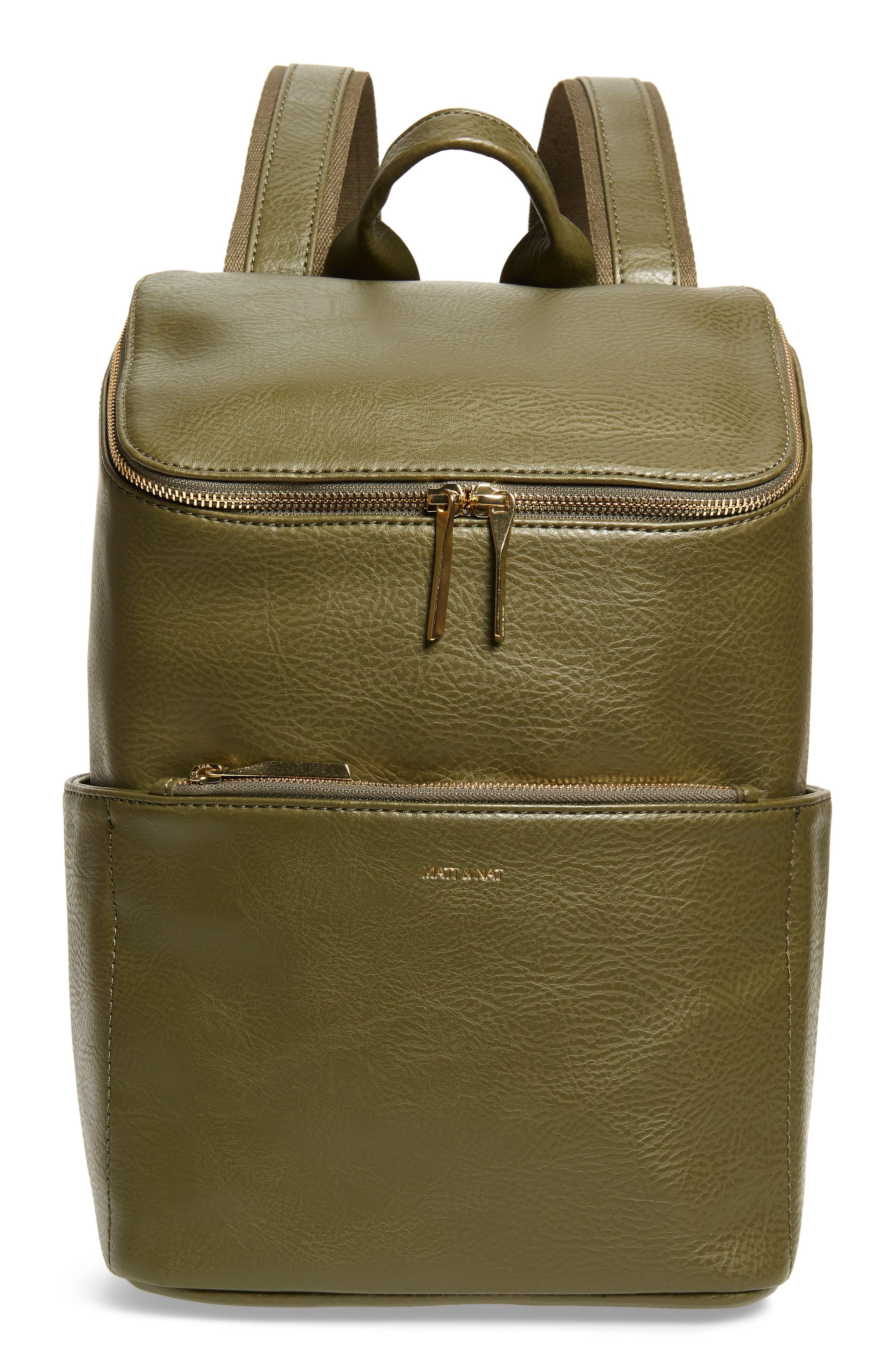 Image of Matt & Nat Brave Faux Leather Backpack