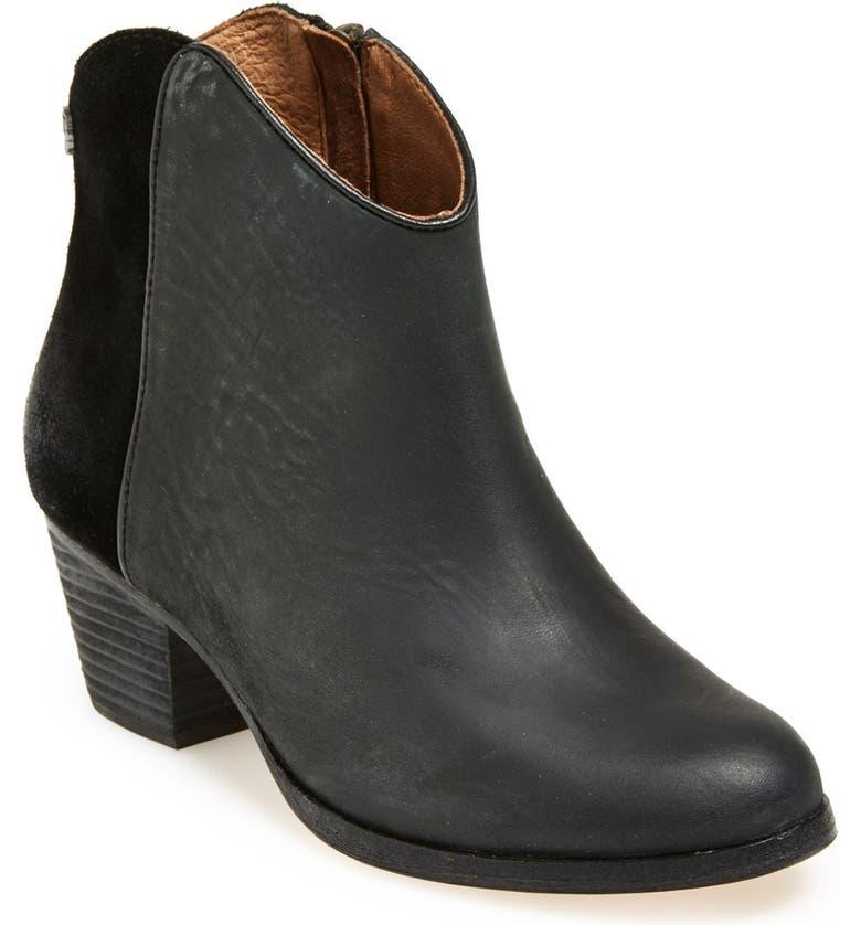 KOOLABURRA 'Notela' Leather Bootie, Main, color, 002