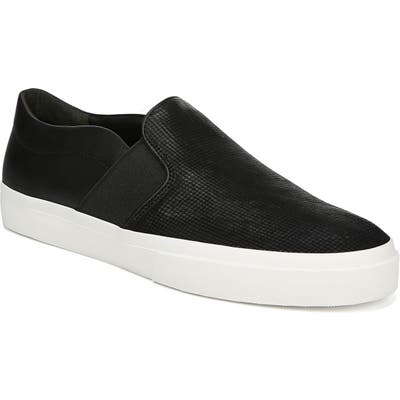 Vince Fenton Slip-On Sneaker, Black