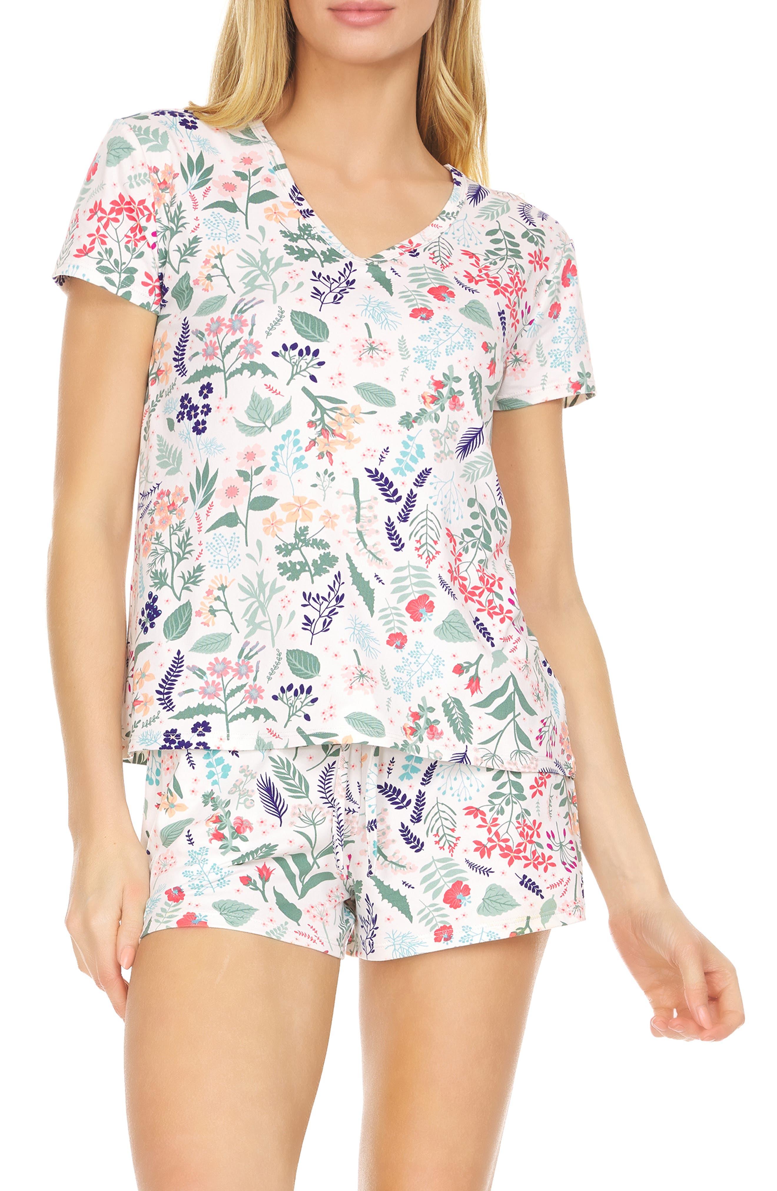 Loreta Knit Short Pajamas