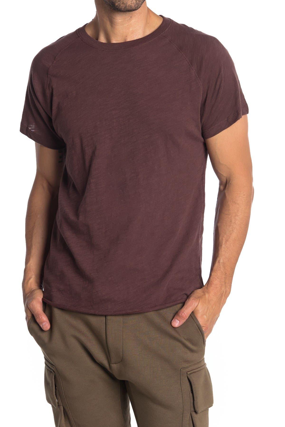 Image of Richer Poorer Raglan Short Sleeve Lounge T-Shirt