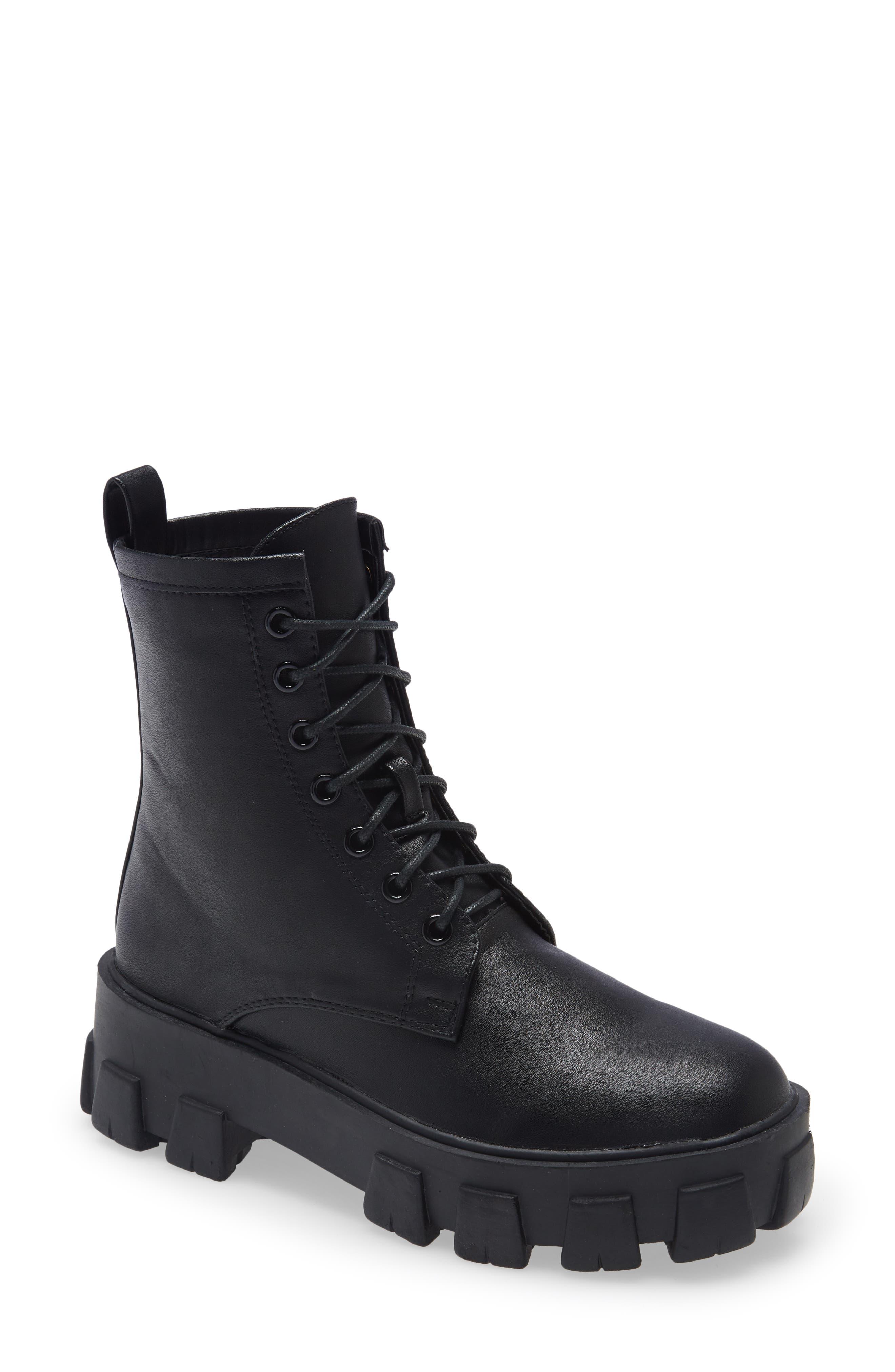 Xandro Combat Boot