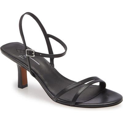 Linea Paolo Harmony Sandal- Black