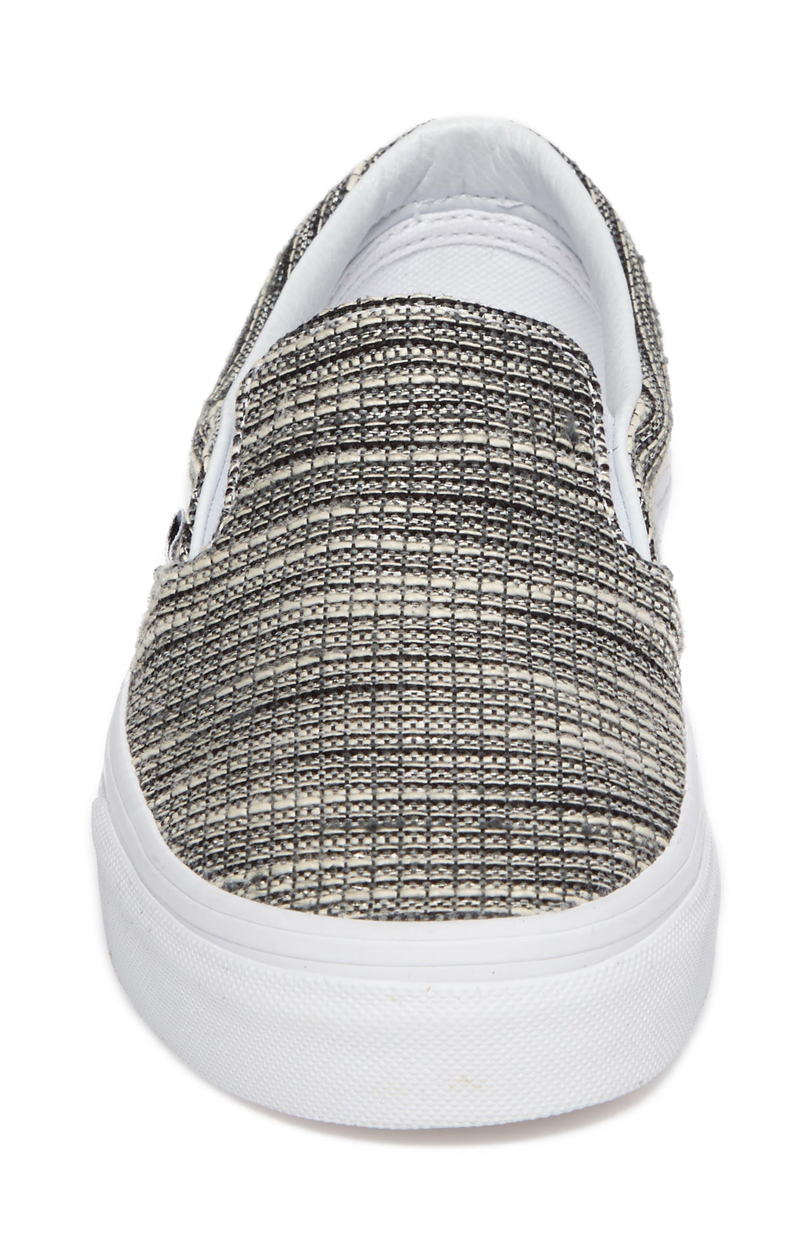,                             Classic Slip-On Sneaker,                             Alternate thumbnail 283, color,                             027
