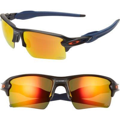 Oakley Nfl Flak 2.l 5m Polarized Sunglasses - Denver Broncos