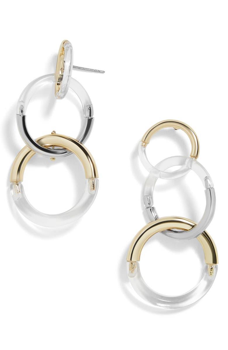 BAUBLEBAR Lova Drop Earrings, Main, color, 710