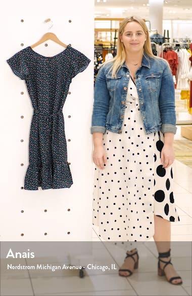 Cynthia Flounced Dress, sales video thumbnail