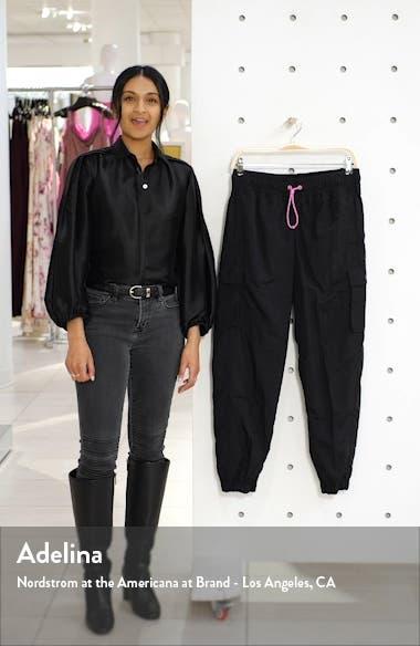 Sportswear Icon Clash Woven Sweatpants, sales video thumbnail