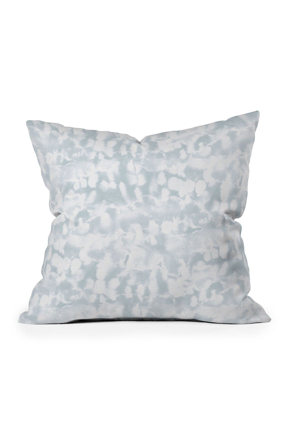 Image of Deny Designs Jacqueline Maldonado Inverse Ice Dye Cloud Square Throw Pillow