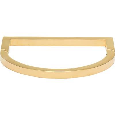 Knotty D-Shaped Bracelet