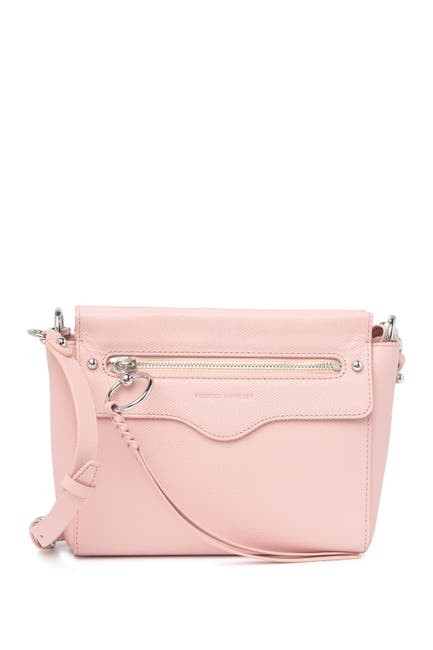 Image of Rebecca Minkoff Gabby Leather Crossbody Bag