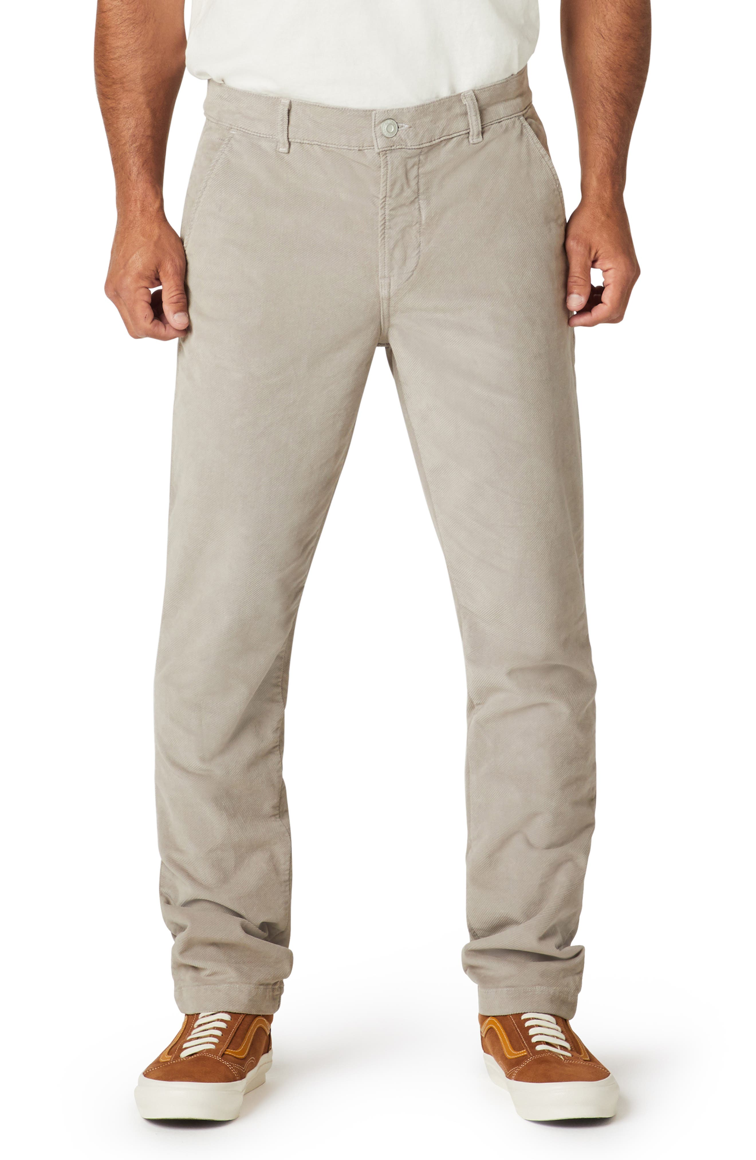 Image of HUDSON Jeans Classic Slim Fit Straight Leg Chino Pants
