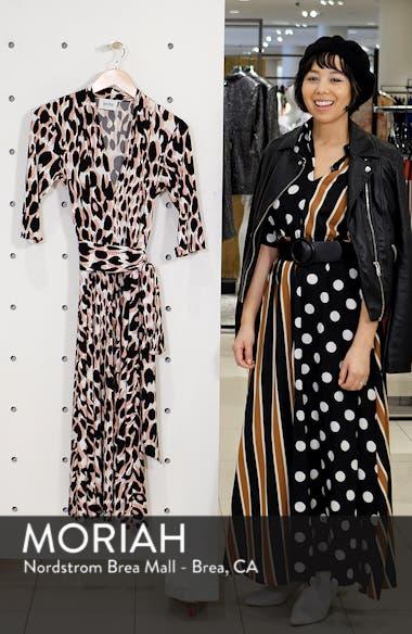 Mahlia V-Neck Jersey Dress, sales video thumbnail