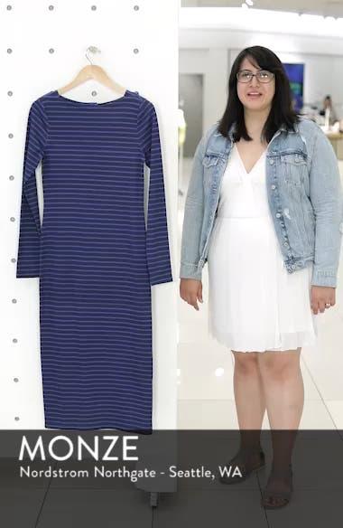Knit Midi Dress, sales video thumbnail
