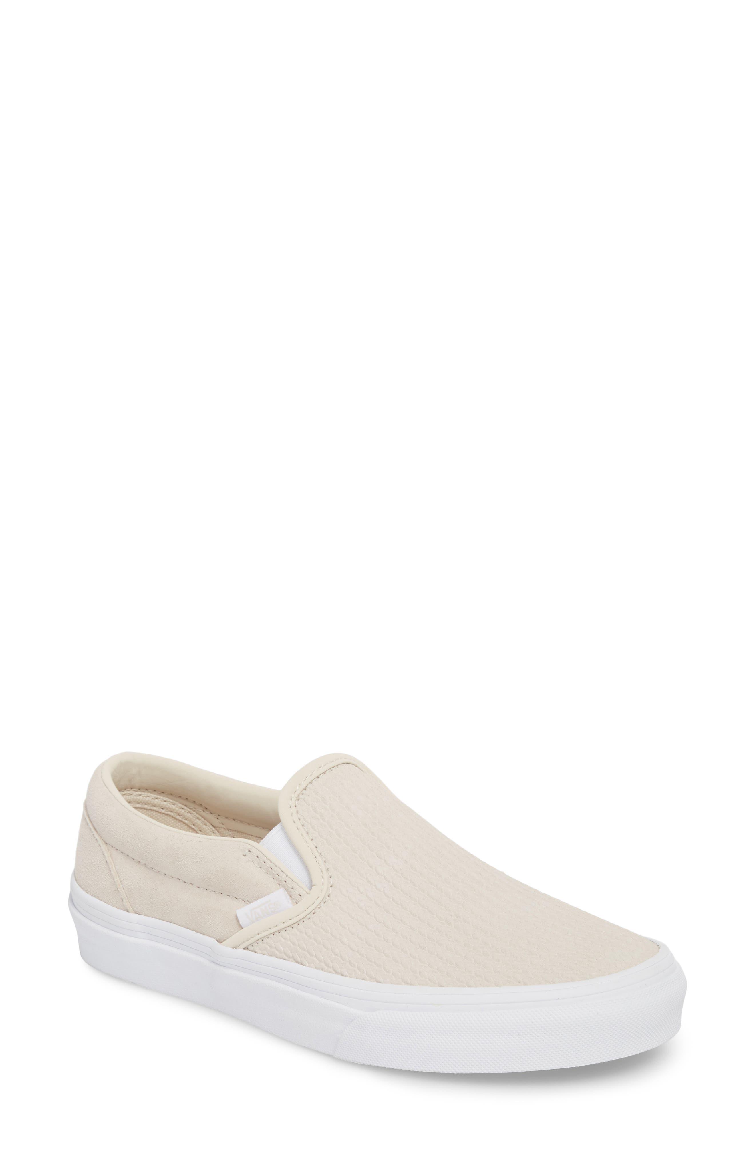 ,                             Classic Slip-On Sneaker,                             Main thumbnail 135, color,                             271
