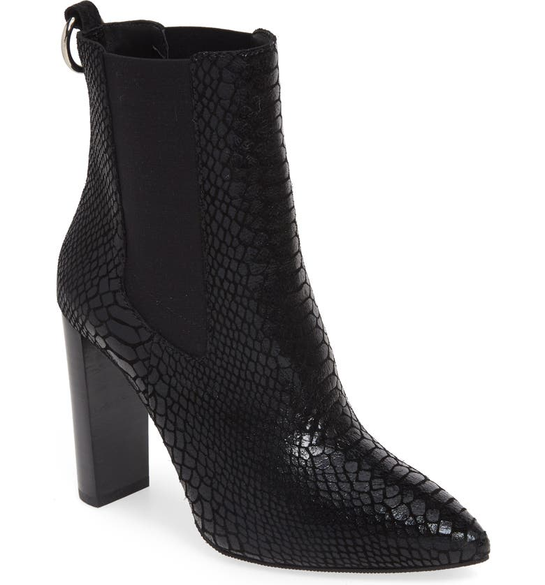 PAIGE Kingston Bootie, Main, color, 001