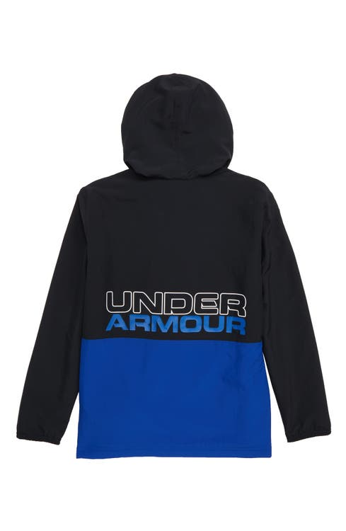 092ea8f98 Under Armour Phenom ColdGear® Hooded Coach's Jacket (Big Boys) | Nordstrom