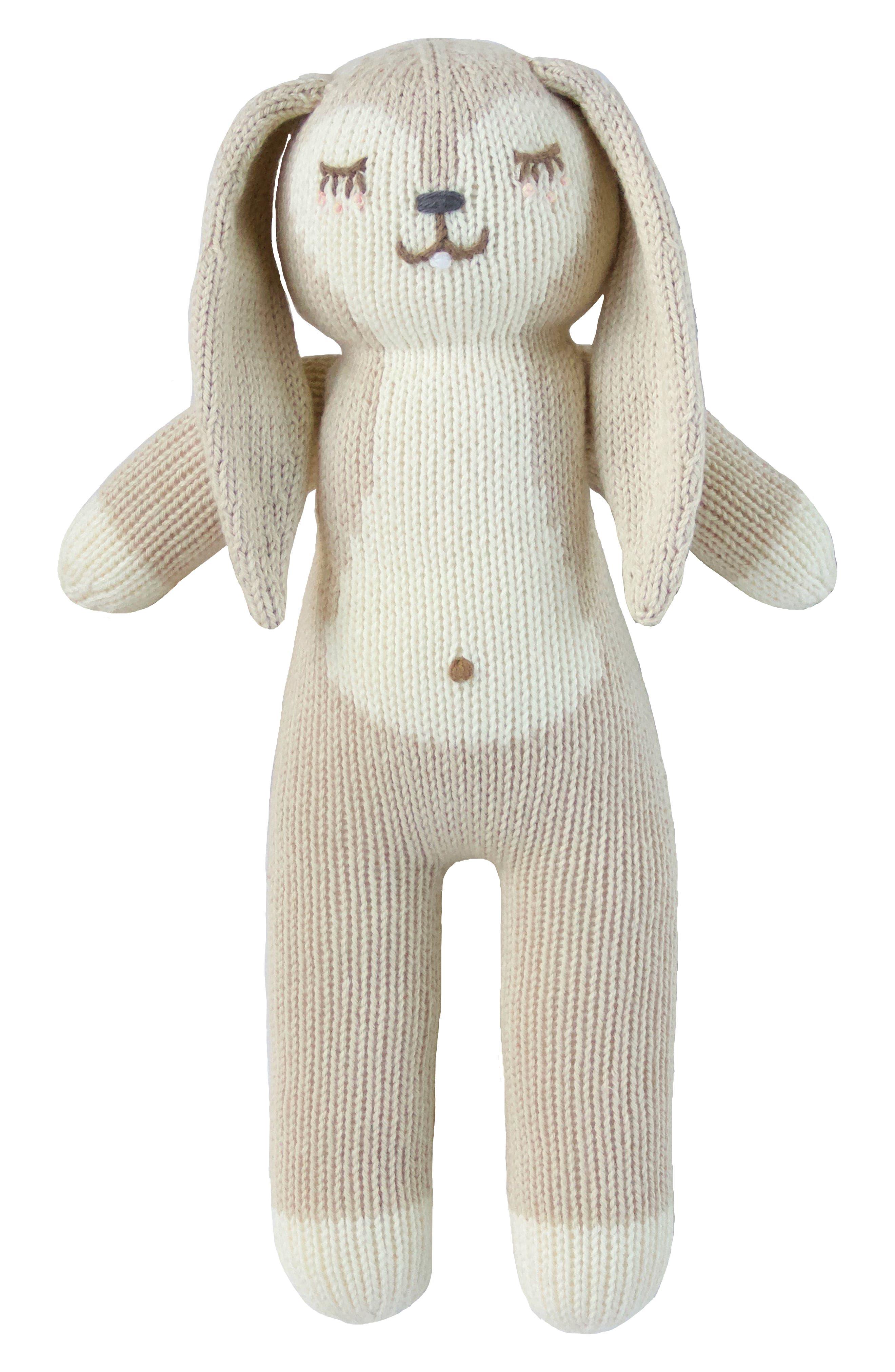 Blabla Mini Honey The Bunny Hand Knit Doll
