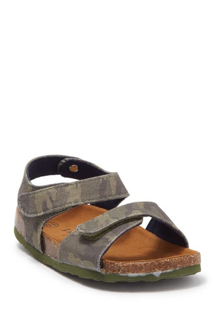 Image of Joules Kitt Printed Strappy Sandal