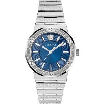 Versace Greca Logo Bracelet Watch,