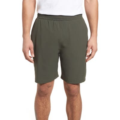 Tasc Performance Charge Water Resistant Athletic Shorts, Green