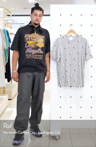 Heritage Logo Print T-Shirt, sales video thumbnail