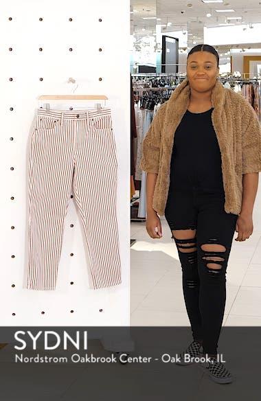 The High Waist Slim Boyfriend Jeans, sales video thumbnail